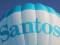 Santos hot air balloon